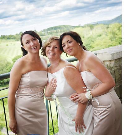 Bridesmaids Corsages