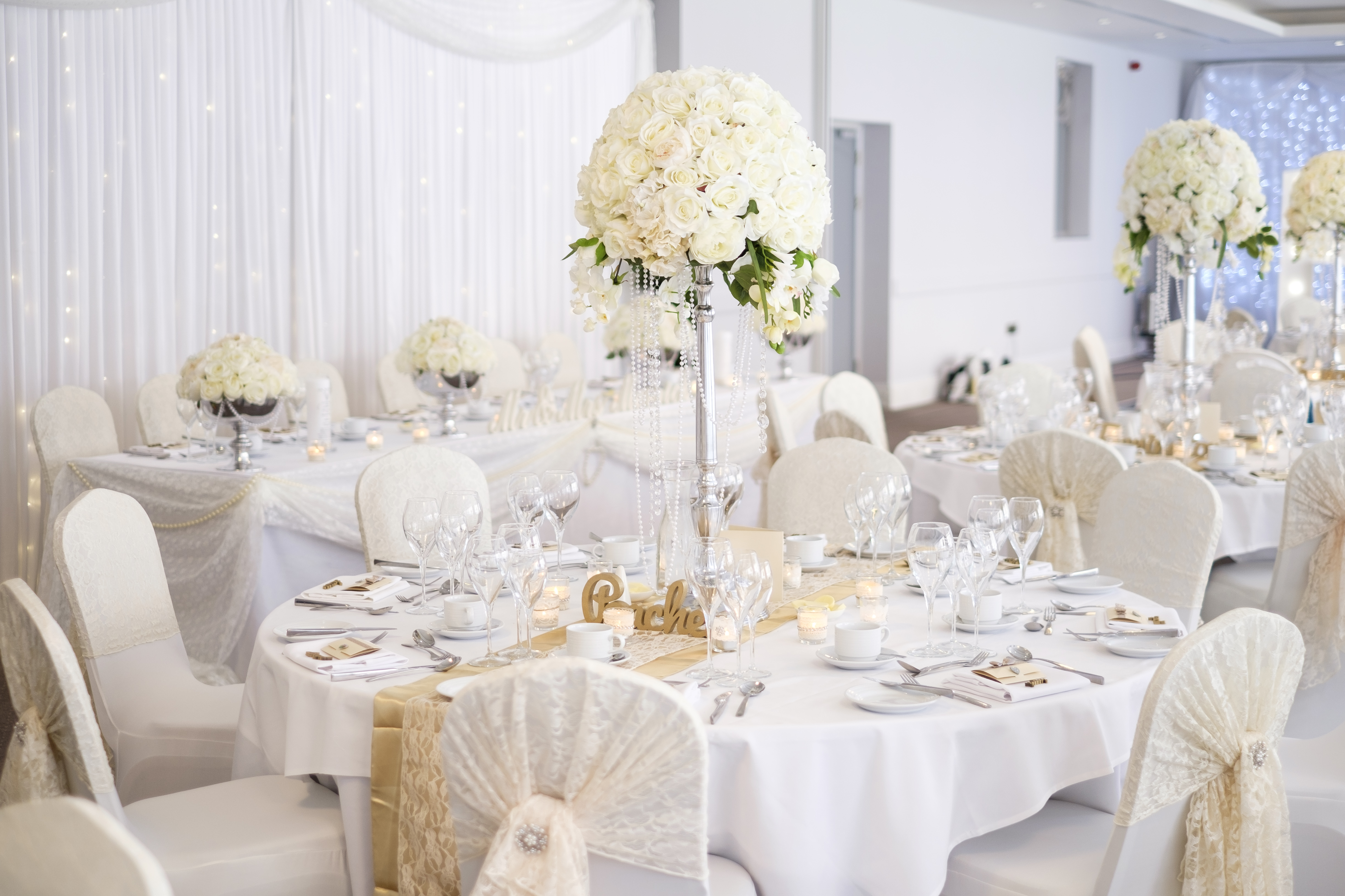 Downtons, Abbeys and chair covers