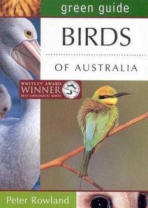 Green guide Birds of Australia
