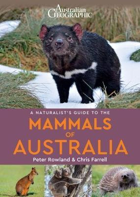 A Naturalist's Guide to the Mammals of Australia