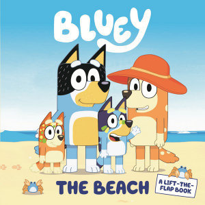 Bluey The Beach