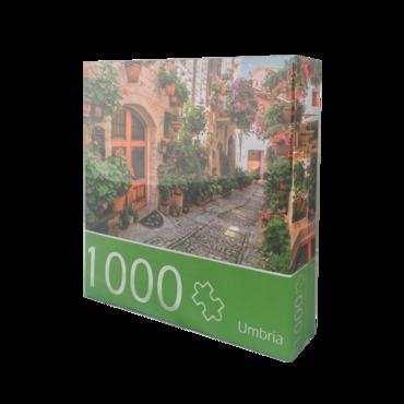 Umbria 1000pc Jigsaw Puzzle