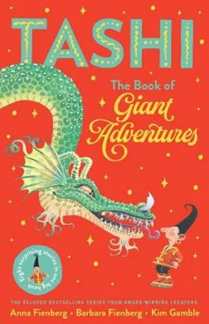 Book of Giant Adventures: Tashi Collection