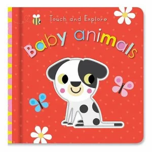 Touch and Explore Baby Animlas