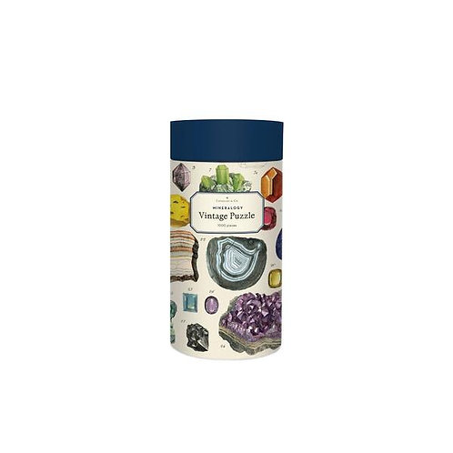 Cavallini 1000 Pc Puzzle - Mineralogy
