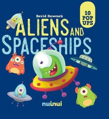 10 Pop Ups, Aliens and Spaceships