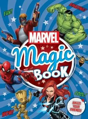 Marvel Magic Book