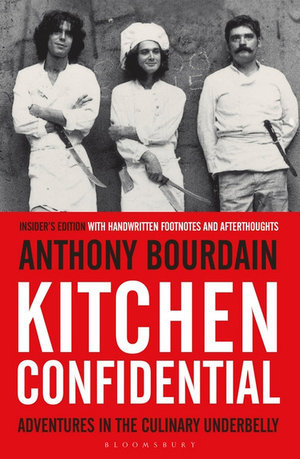 Kitchen Confidential Insider's Edition