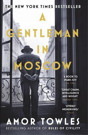 A Gentlemen in Moscow