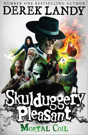Mortal Coil The Skulduggery Pleasant Series : Book 5