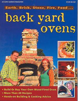 Back yard ovens