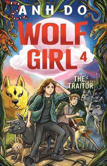 Traitor Wolf Girl 4