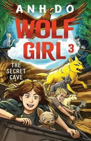 Secret Cave: Wolf Girl 3