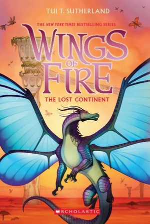 Wings Of Fire The Last Continent