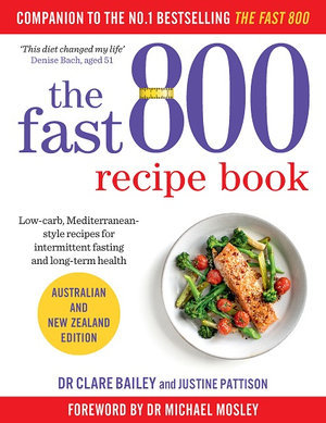 Fast 800 Recipe Books