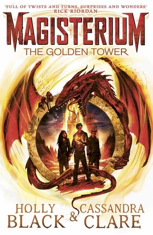 Magisterium : The Golden Tower