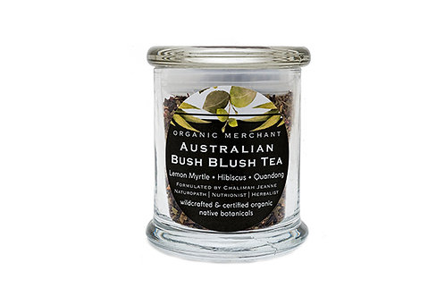 Australian Bush Blush Tea