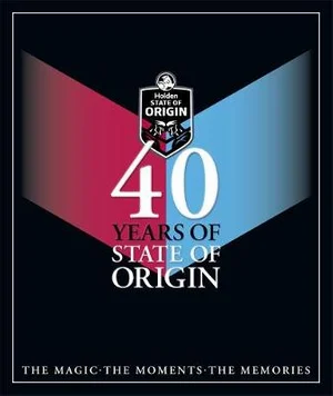 40 Years State of Origin