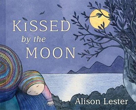 Kissed By The Moon: Books Plus