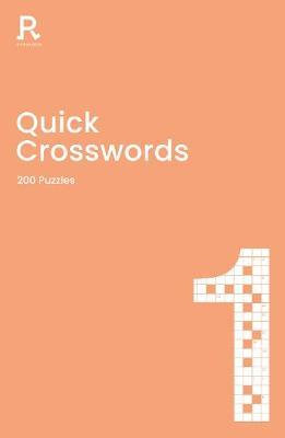 Quick Crossword Book 1