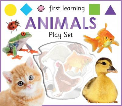 Animals First Learning Play Set