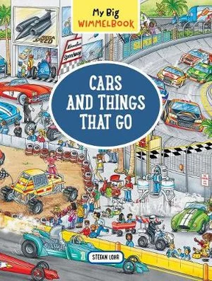 My Big Wimmelbook : Cars and Things that Go