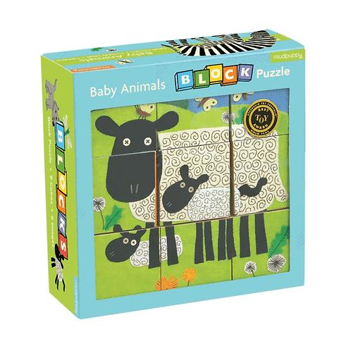 Baby Animals Block Puzzle