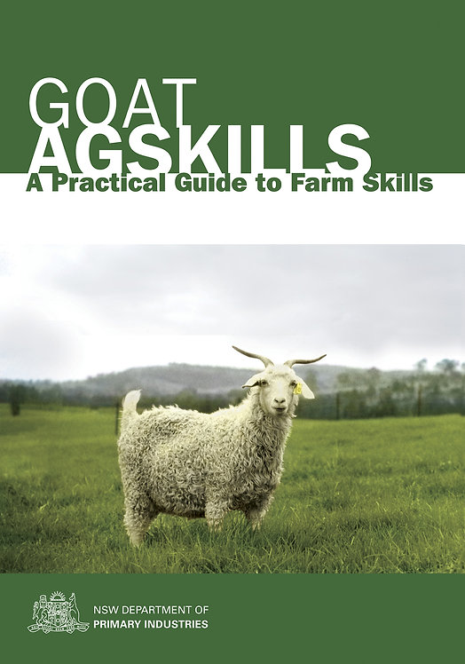 Goat Agskills: a practical guide to farm skills
