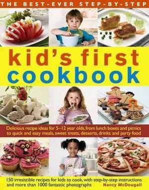 Kid's First Cookbook