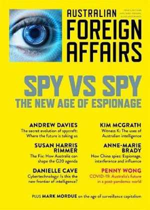 Spy vs Spy: AFA9