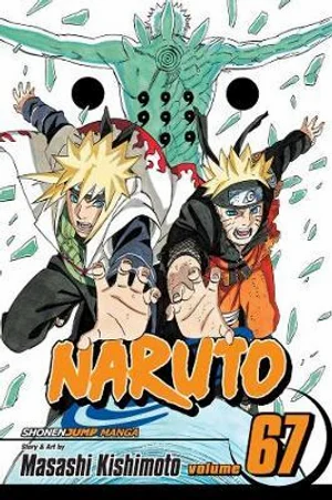 Naruto Volume 67
