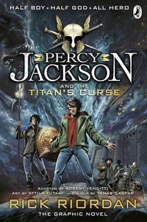 Titans Curse: The Graphic Novel