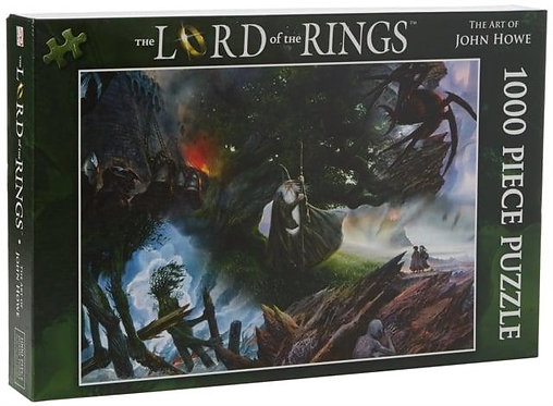 Lord of the Rings Jigsaw (1000-piece)