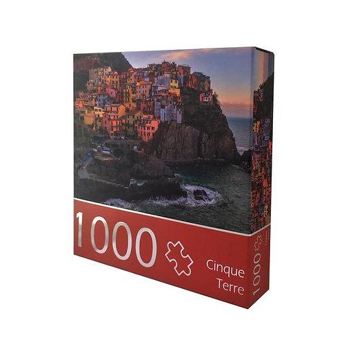 Cinque Terre 1000pc Jigsaw Puzzle
