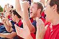 Les fans Événement sportif