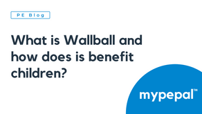 What is Wallball and how does is benefit children?