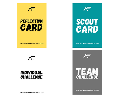 Active Cards