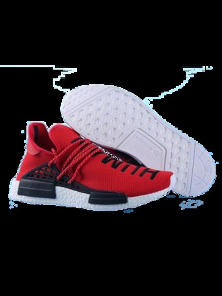"sale retailer 37eb1 135bb Adidas NMD X Pharrell ""Human race"" Red"