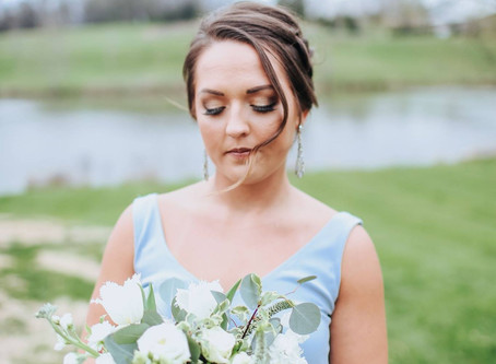 Design :: Light & Airy Bridesmaids Dresses for Warm Weather