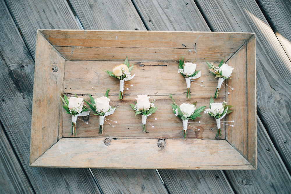 Wedding florist Boston