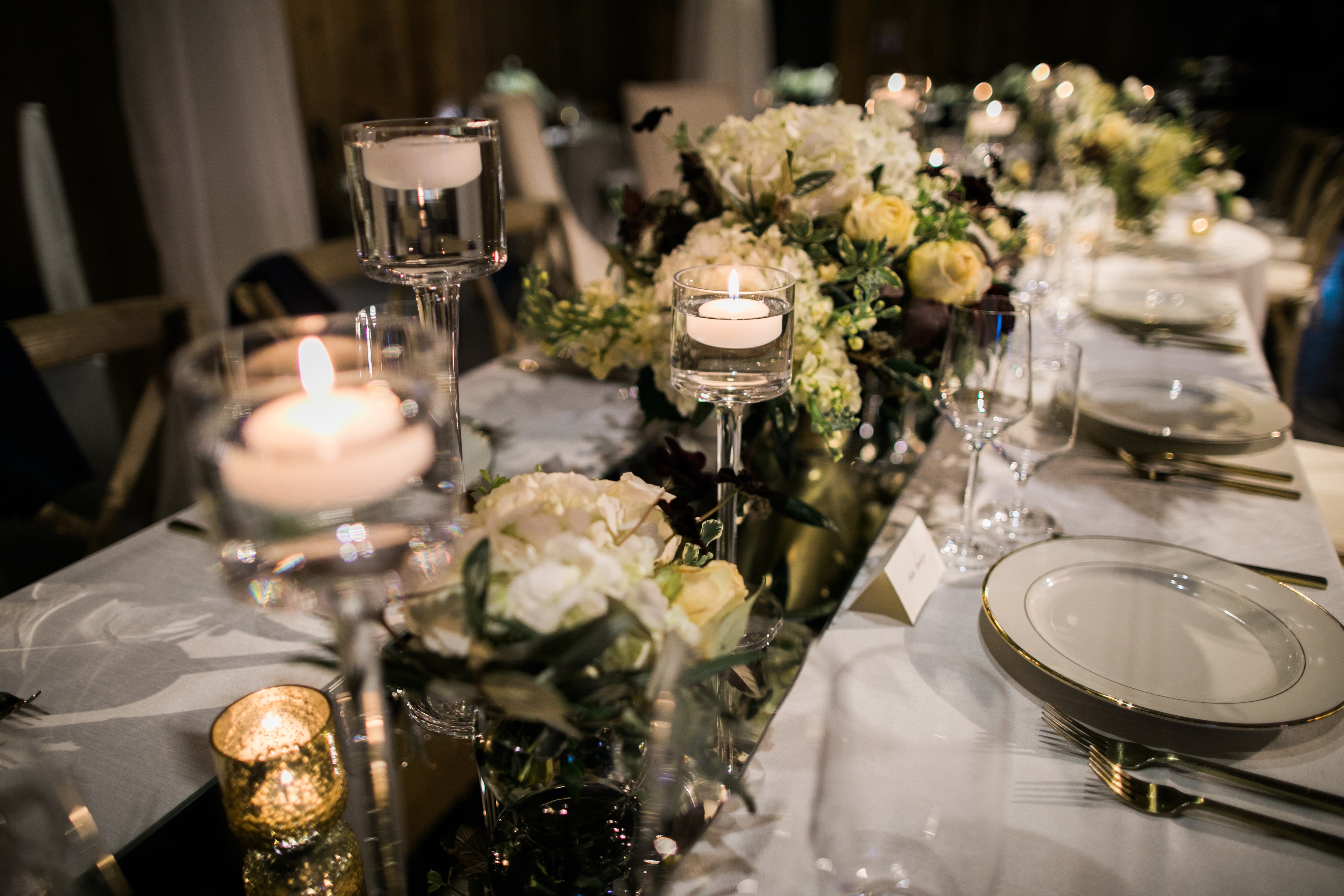 Standard table floral 15