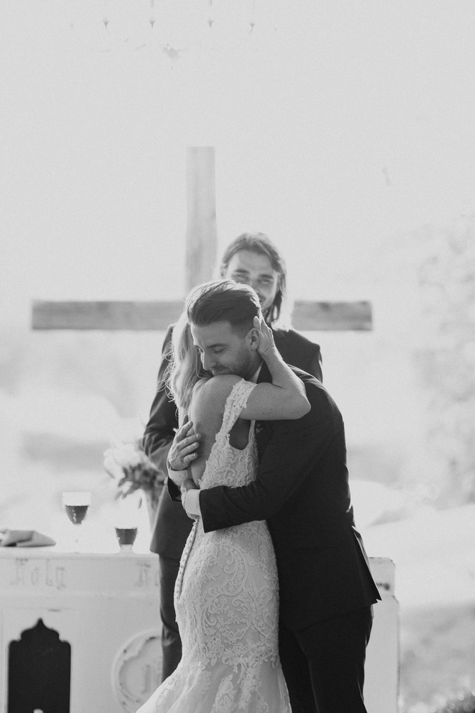 Exclusive Preview :: LANCO's 'Greatest Love Story' Married at Mint Springs Farm