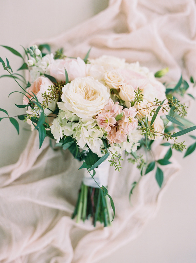 Light & Airy Bouquets Awaiting Spring's Arrival
