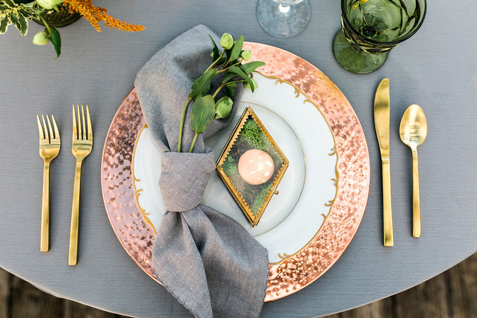 Décor :: Metallic's Are Having A Moment