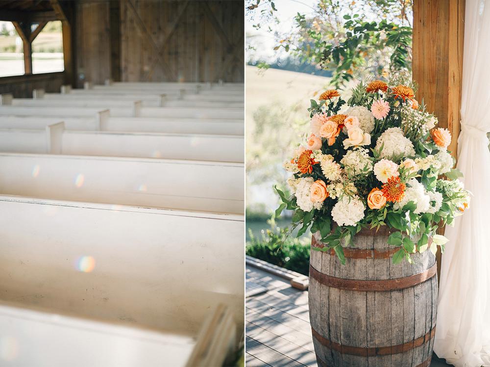 Nashville Barn weddings