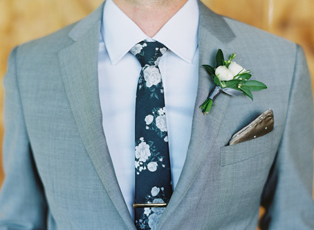 Floral :: Boys + Boutonnieres