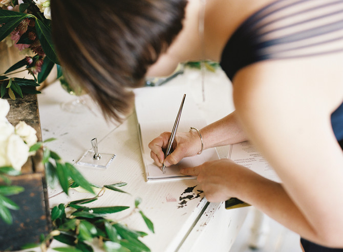 Details :: A Gallery of Guestbook Ideas