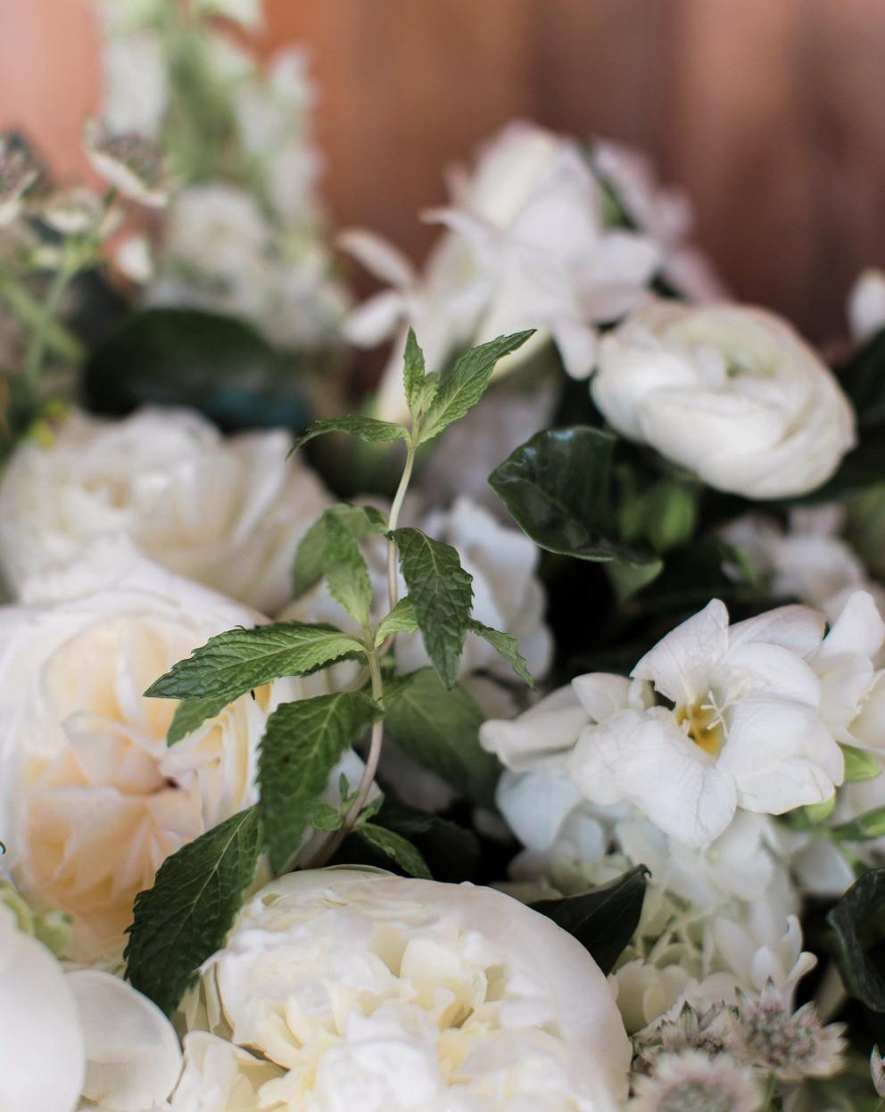 Wedding florist Nashville
