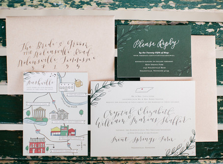 Design :: Invitation Inspiration