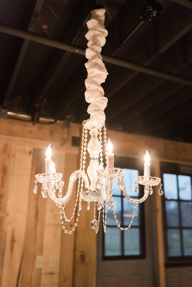 Details :: Our Luxe Lighting Options